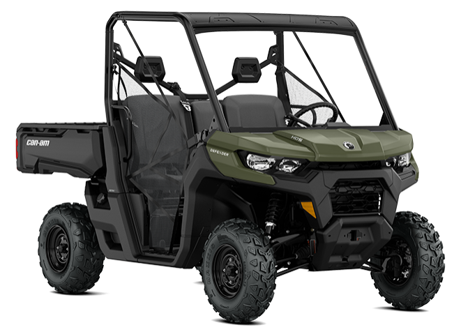 Can-Am Defender 2020