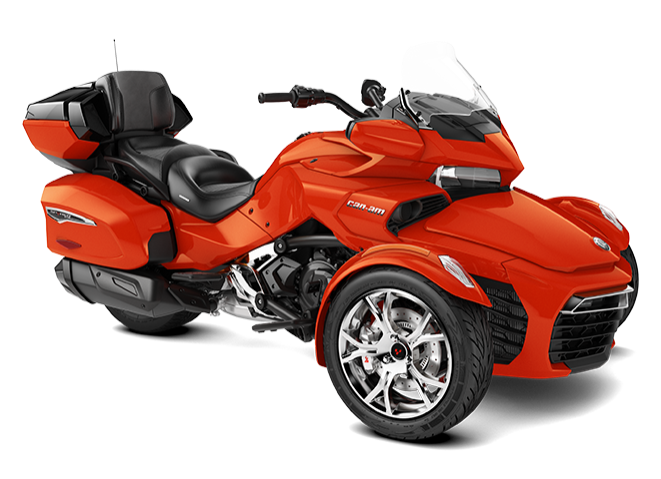 Can-Am Spyder F3 Limited 2020