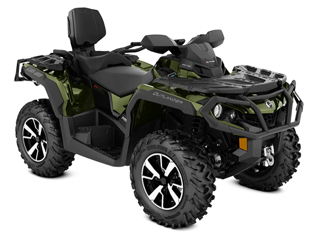 Can-Am Outlander MAX LIMITED 2019