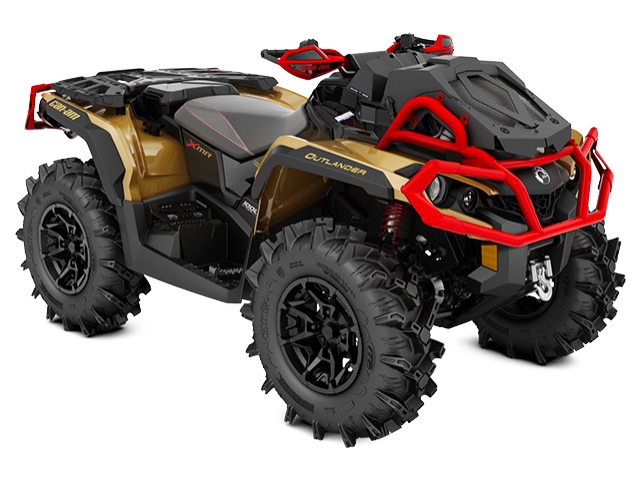 Can-Am Outlander X mr 1000R 2019