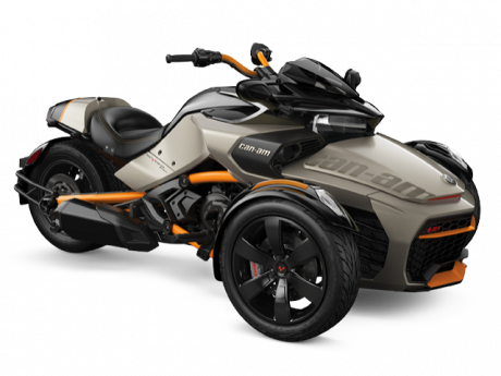 Can-Am Spyder F3-S Special Series 2019